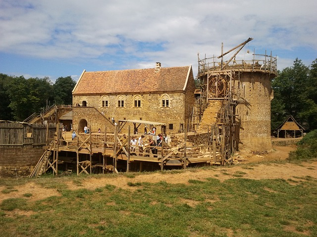 château médiéval de Guédelon