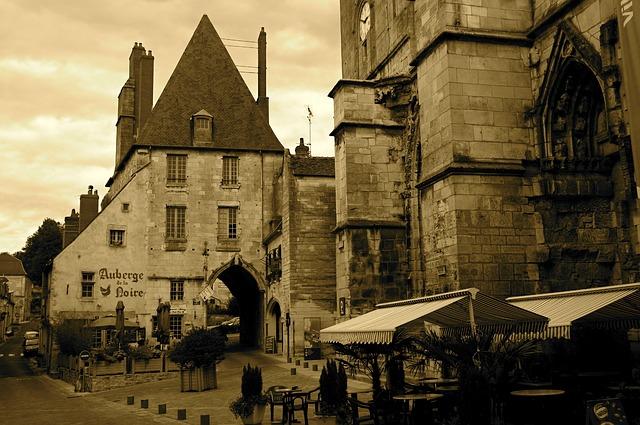 La Charité-sur-Loire-chambres d'hotes
